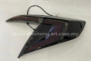 Honda Civic FC 16-21 LED T/L Dragon Bar Smoke (WSRF)