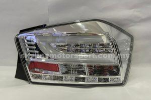 Honda City 12-13 LED T/L Light Bar Chromed Albino (Sonar)