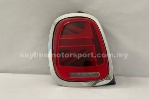 Mini Cooper F55/56 14-17 LED T/L Bar Line Red