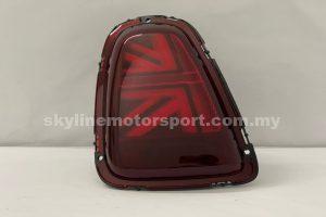Mini Cooper R55/56 06-12 LED T/L Bar Line Red (WSRF)